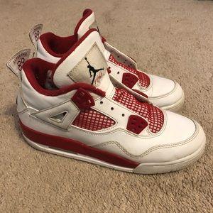 Jordan 4 IV Alternate 89 No lace insole 5y wmn 6.5